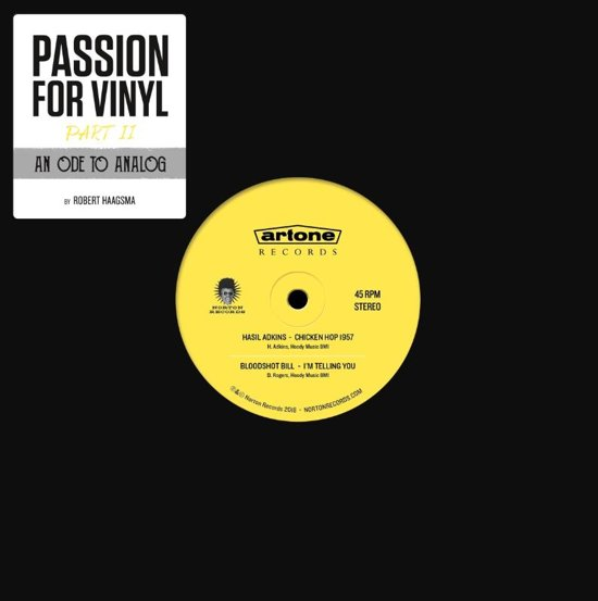 Passion for vinyl Part II An Ode to Analogue