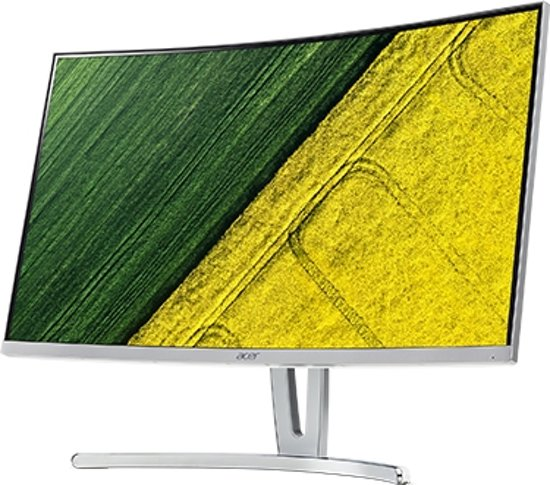 Acer ED3 ED273A 27'' Full HD LED Gebogen Wit computer monitor