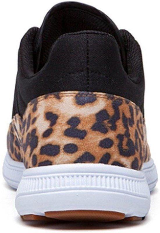 Owen Zwart Maat 5 44 Heren Supra Sneakers pqcv57S