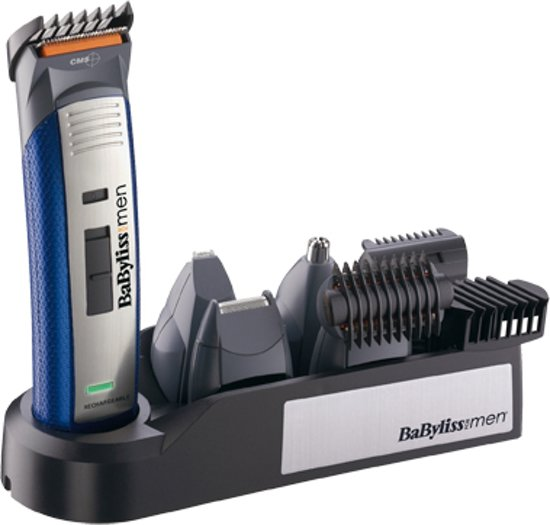 BaByliss For Men E836XE - Tondeuse Trimmerset