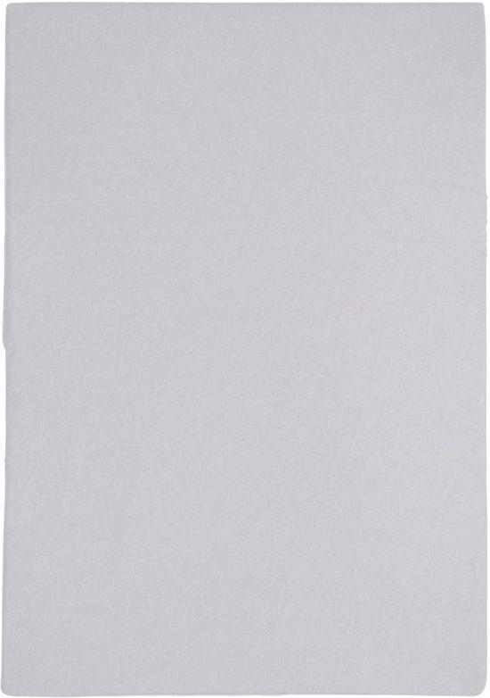 Walra jersey hoeslaken - Light grey - Lits-jumeaux (180x200/220 cm)