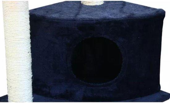 Krabpaal Lucky 70 cm donker- Blauw