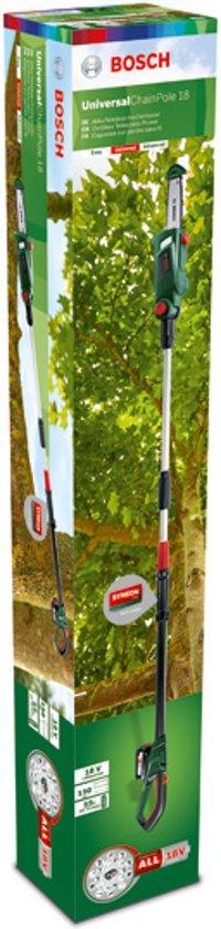 Bosch UniversalChainPole kettingzaag - 18 V - 20 cm snoeilengte
