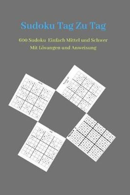 Sudoku Tag Zu Tag