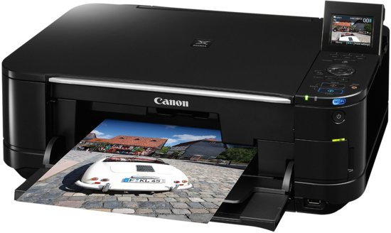 Canon PIXMA MG5250 All-in-One Printer - Zwart