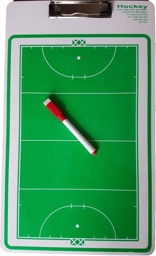 ABC Darts - Coachbord Hockey - heel veld en half veld