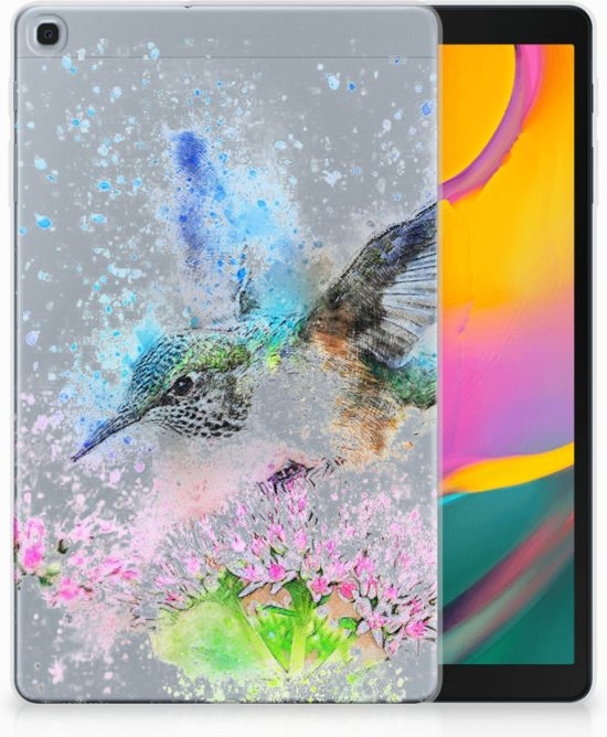 Hoesje Samsung Galaxy Tab A 10.1 (2019) Design Vogel