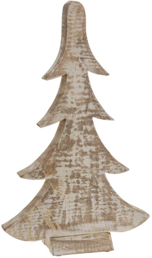 Bol Com Houten Kerstboom Decoratie Boom Kerst Deco Wit