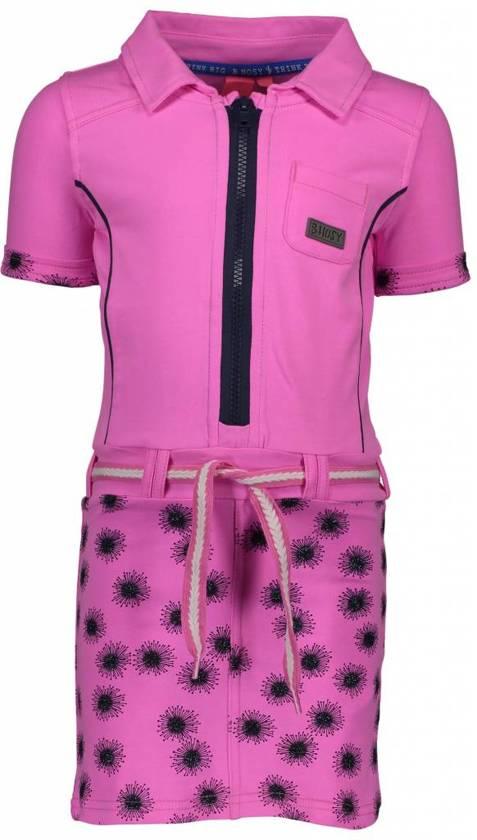 B.Nosy Girls polojurk Lavendel maat: 134/140