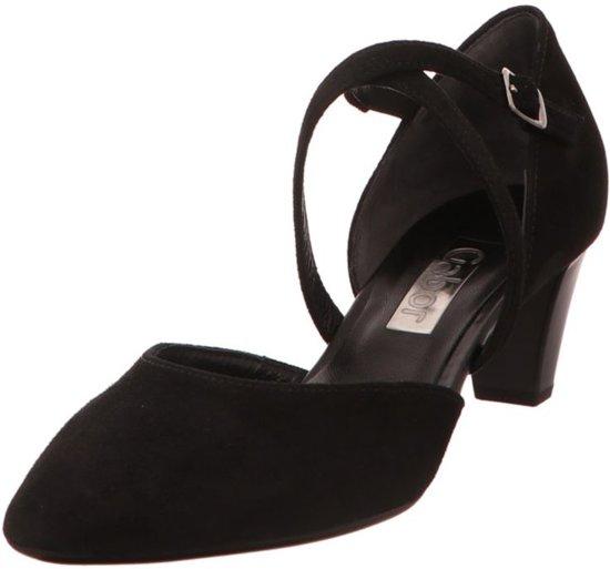 Gabor Dames Sandalen Zwart Maat 40.5