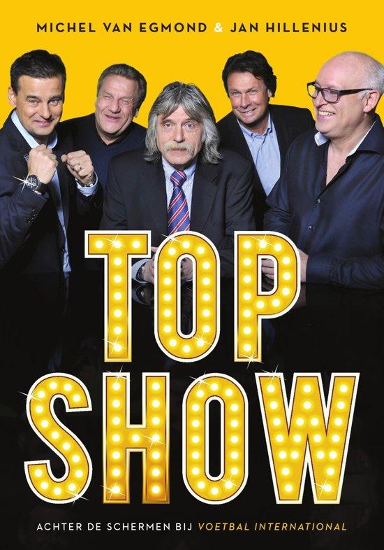 Boek cover Topshow van Michel van Egmond (Onbekend)