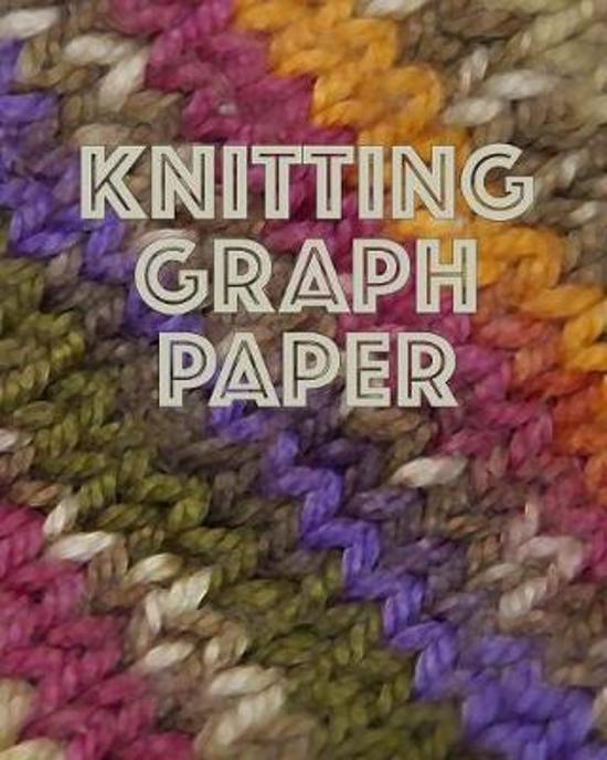 Knitting Graph Paper Skm Designs 9781724780614 Boeken