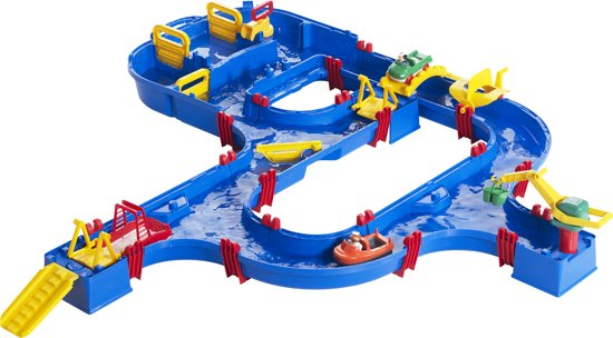Aquaplay Superfun Set 540 - Waterbaan