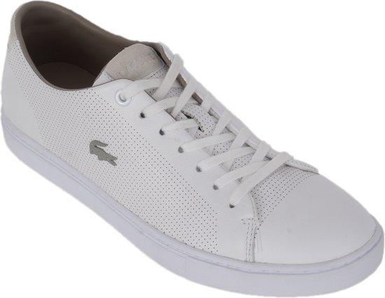 Lacoste Carnaby Evo 733spm1037 2h4 - Chaussures De Sport Chaussures - Hommes - Blanc / Couleur Kaki - Taille 46 xOKkKTZ