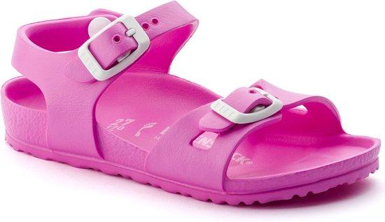 226d99a9ae4 bol.com | Birkenstock Rio Kinderslippers Small fit - Pink - Maat 30