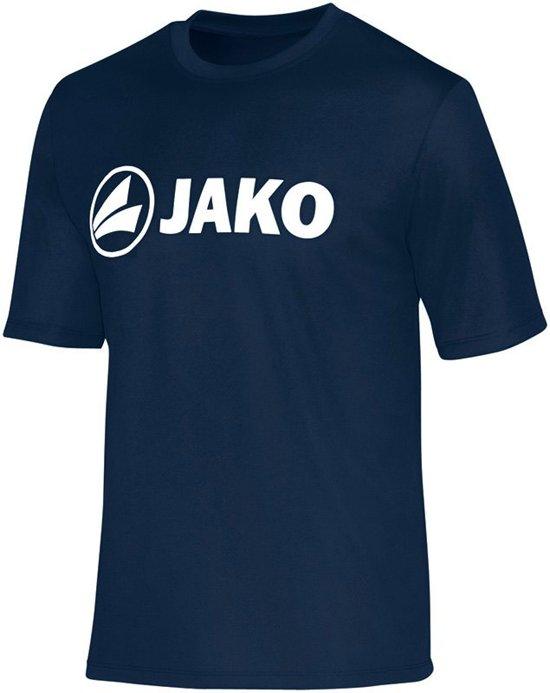 Jako Functioneel Shirt - Voetbalshirts  - blauw donker - 4XL