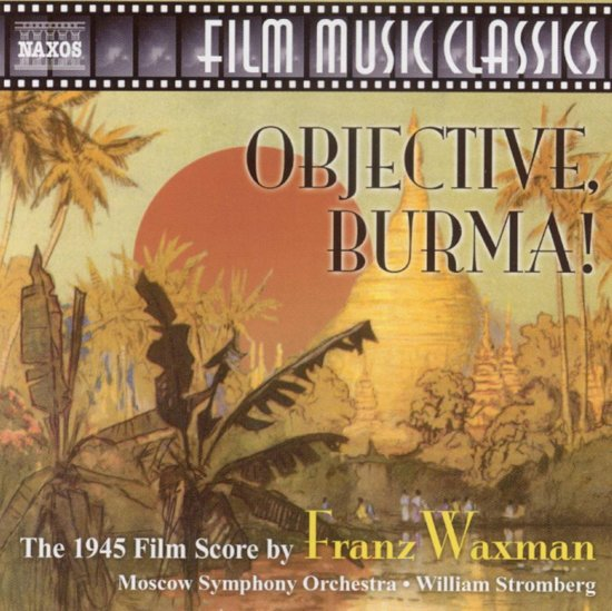 Moscow Symphony Orchestra - Objective Burma
