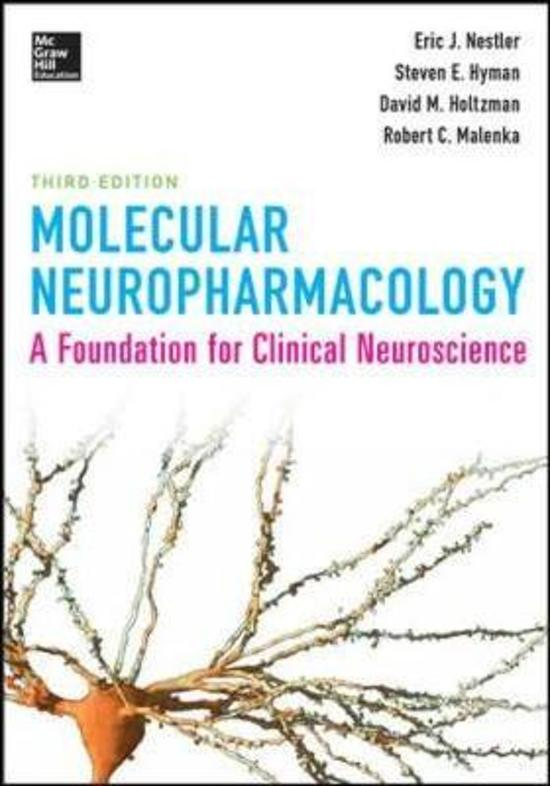 Molecular Neuropharmacology
