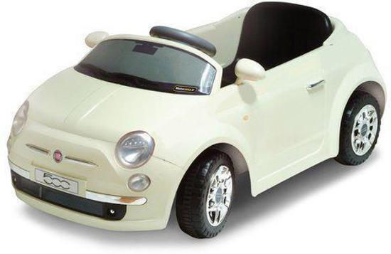 Bol Com Imaginarium Fiat 500 Mp3 Electrische Auto Voor Kinderen