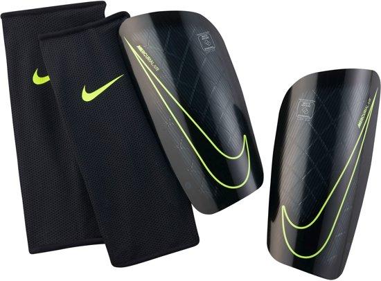 Nike  Mercurial Lite Scheenbeschermers Scheenbeschermer Heren - Zwart