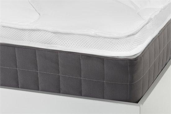 Sleeptime 3D AIR Hotel Matras Topper White-90 x 210 cm