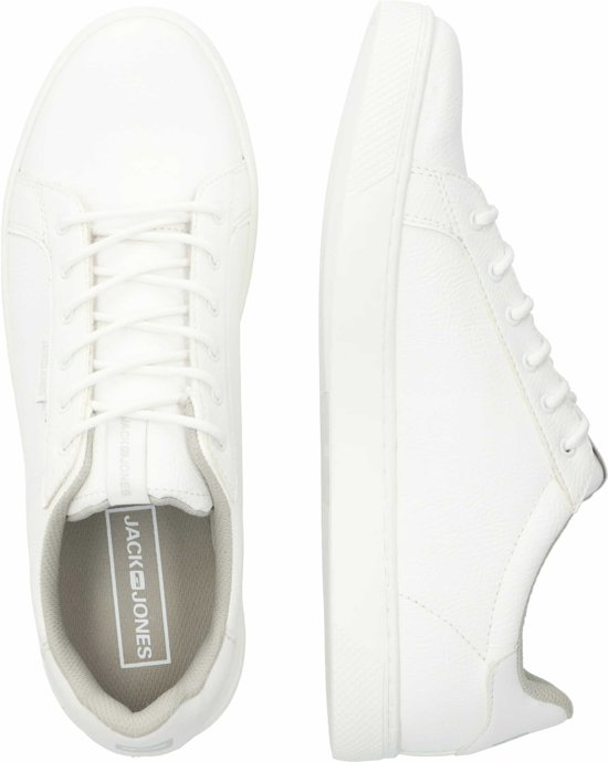 Bright Heren Footwear Sneakers White Jones Jack amp; Maat 43 AHqwX