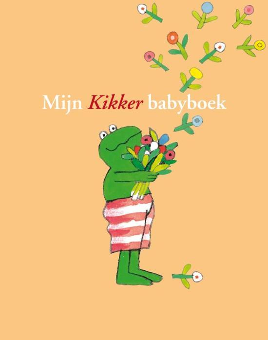 Kikker - Mijn Kikker Babyboek