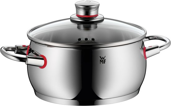 WMF Quality One Pannenset 5-delig
