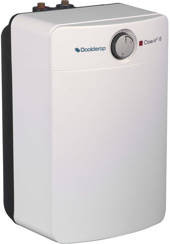 bol.com | Daalderop Close in-Boiler - 10 liter - 2200 Watt