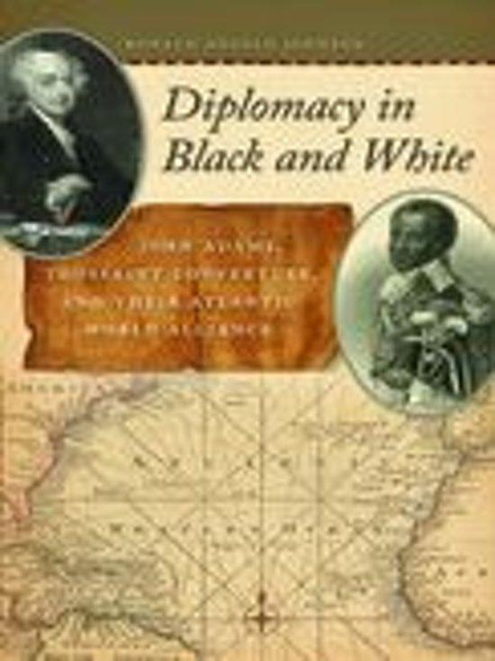 Afbeelding van Diplomacy in Black and White