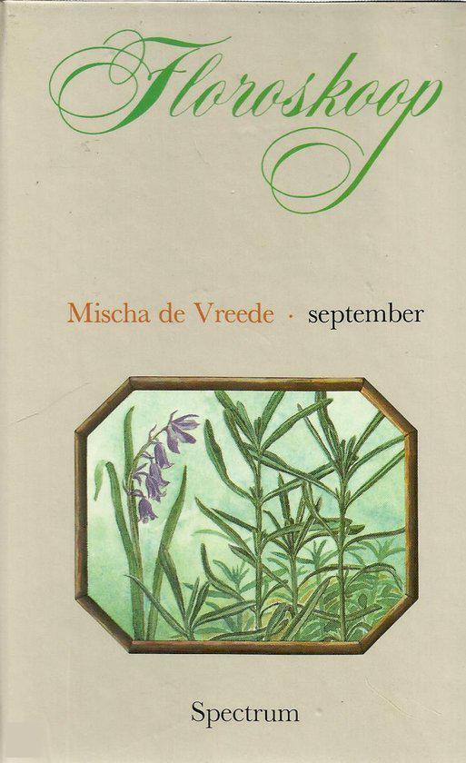 Floroskoop September - Mischa de Vreede pdf epub