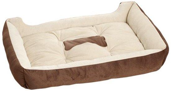 Hondenmand Romy bruin 60x45x15cm