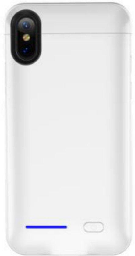 BestCases.nl Wit smart batterij hoesje Apple iPhone X