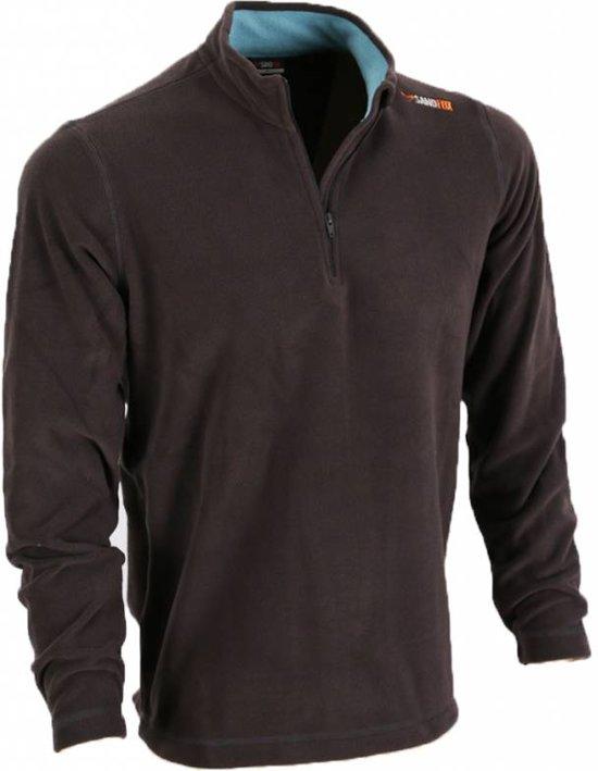 | SandFox Outdoor fleece trui heren M Antraciet