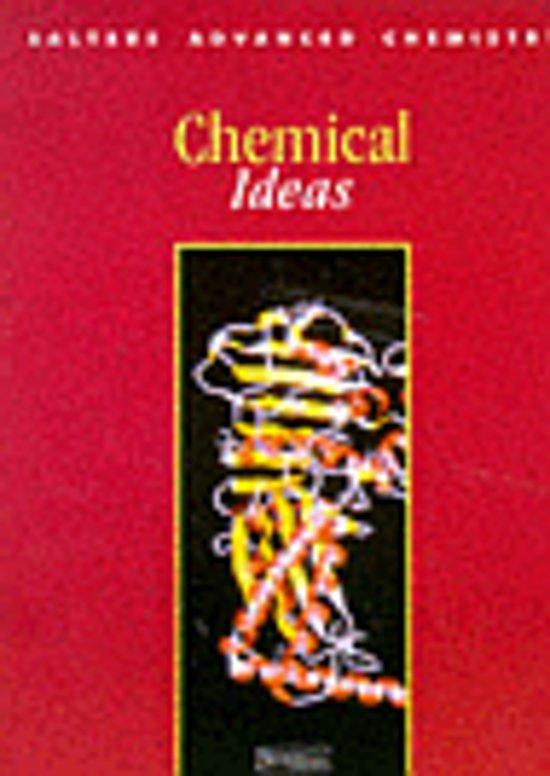 Salters' Advanced Chemistry: Chemical Ideas