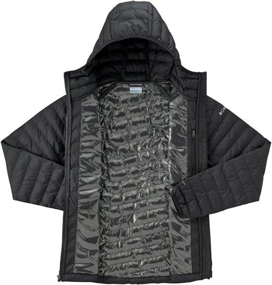 Black Powder Columbia Lite Dames Hooded Jas 4P4Xf8wq