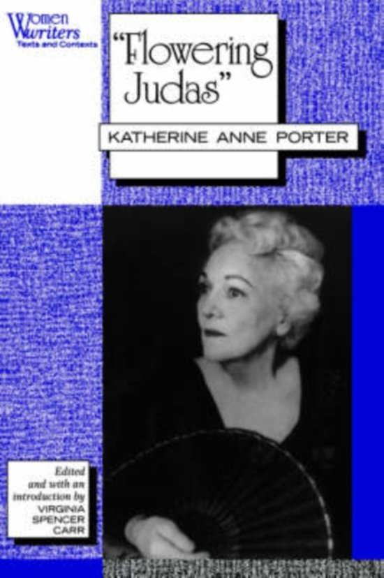 an analysis of the jilting of granny waterfall by katherine anne porter