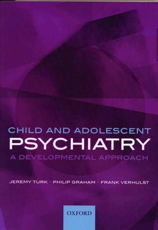 Bol Child And Adolescent Psychiatry 9780198526124 Jeremy
