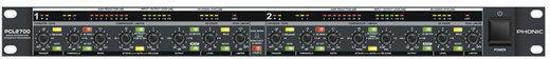 Phonic PCL 2700 Home entertainment - Accessoires