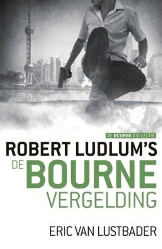 Boek cover De Bourne vergelding van Robert Ludlum (Paperback)