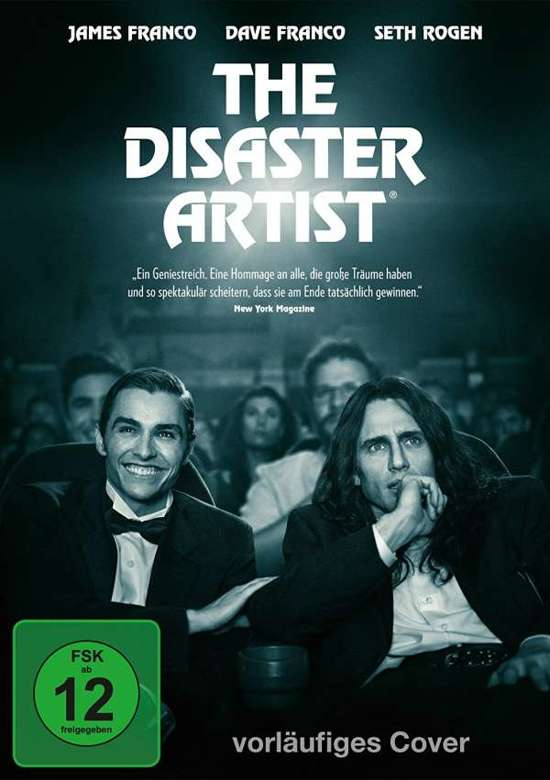 The Disaster Artist (Import)