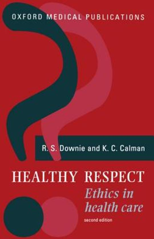 Healthy Respect