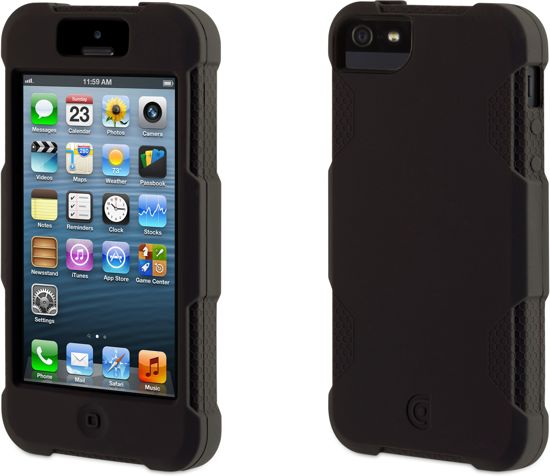 Protector for iPhn 5/S Black in Waasmont