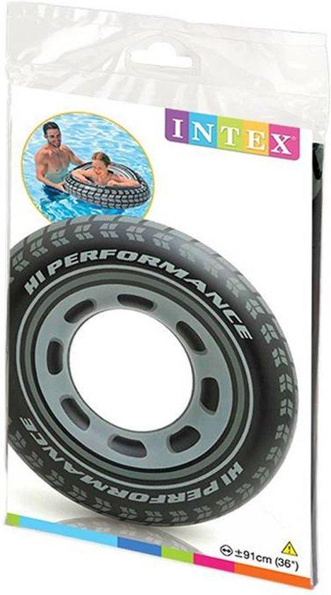 Intex Giant Autoband - Zwemband - 91 cm