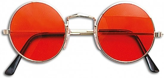 d7935740b6ce04 John Lennon bril oranje