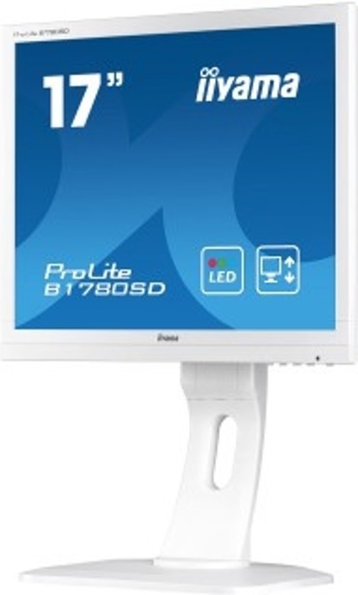 Iiyama ProLite B1780SD - Monitor / Wit