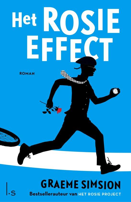 Boek cover Het Rosie effect van Graeme Simsion (Paperback)