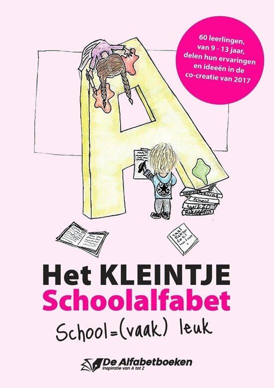 De Alfabetboeken Het KLEINTJE schoolalfabet
