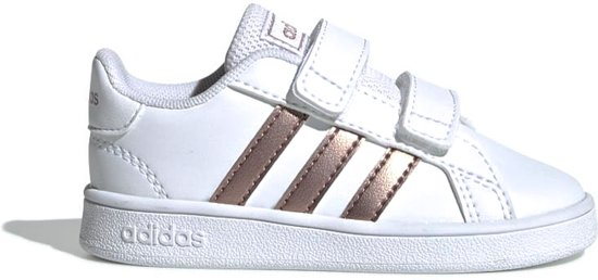 Adidas Sneaker Laag Meisjes Grand Court Wit