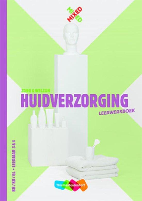 Mixed Huidverzorging BB KB GL Leerjaar 3 4 Combipakket leerwerkboek totaallicentie leerling